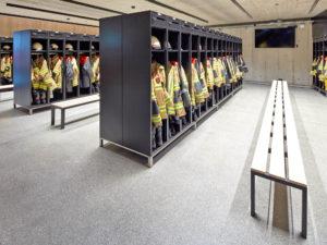 Küng Bodenbau GmbH, Thüringen, Vorarlberg, Tirol, Terrazzo Boden, geschliffener Estrich